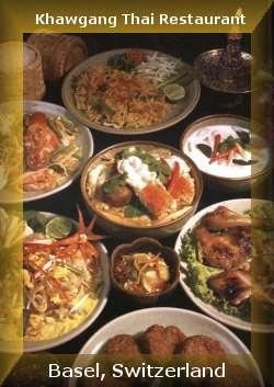 Khaw Gang - Thai Restaurant Basel